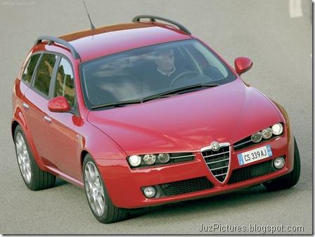 Alfa Romeo 159 Sportwagon 12