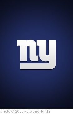 'New York Giants iPhone wallpaper' photo (c) 2009, xploitme - license: http://creativecommons.org/licenses/by-sa/2.0/