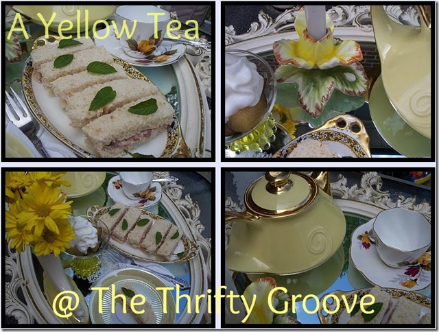 yellow teapot tea 010-tile1