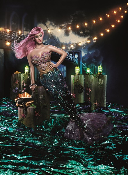 ghd air   Katy Perry mermaid