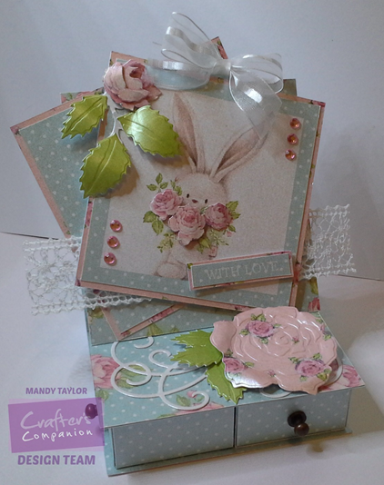 BBF oct 14 - Box Easel
