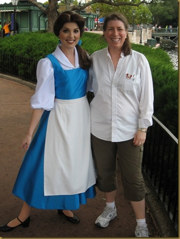 belle and me