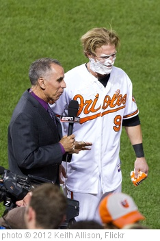 'Nate McLouth' photo (c) 2012, Keith Allison - license: http://creativecommons.org/licenses/by-sa/2.0/