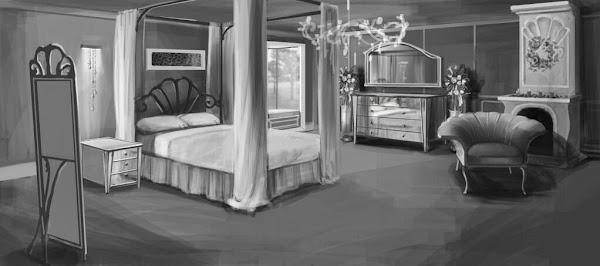 """[Noticia] Dibujos conceptuales """"suite de ensueño"""" BgZBV3wCUAA10oW"""