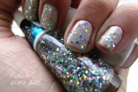 Impala Patins e Disco Ball -- Swatches