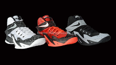 nike zoom soldier 8 gr premium player pack 2 08 3 x Nike Zoom Soldier 8   Premium Player Pack