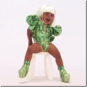 lady gaga goo goo-bebelus