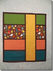 owl quilt - The Backyard Farmwife