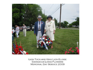 Damascus American Legion Memorial Day Service 09