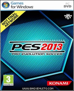 504f4d13651c3 Download   PES 2013: Pro Evolution Soccer 2013 Black Box   PC FULL Rip Baixar Grátis