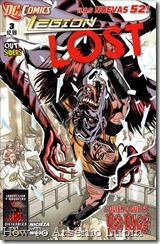 P00003 - Legion Lost #3 - Red Rage