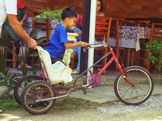 Bicleta diferente 01