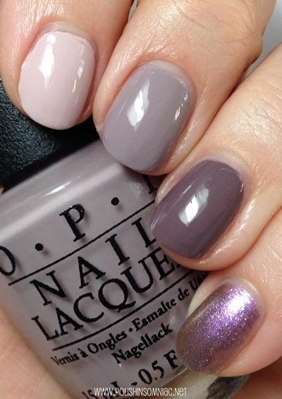 Opi Ombre Don T Bossa Nova Me Around Taupe Less Beach