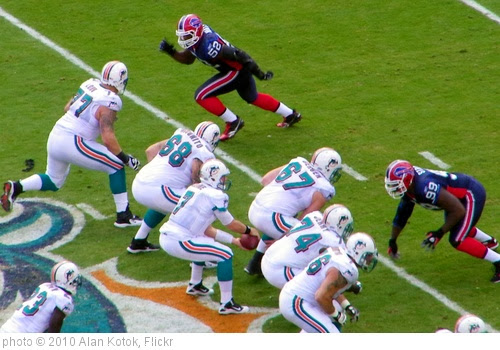 'Buffalo Bills pass rush' photo (c) 2010, Alan Kotok - license: http://creativecommons.org/licenses/by/2.0/