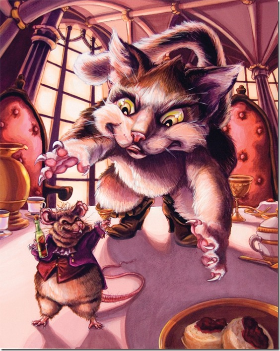 El Gato con Botas,El gato maestro,Cagliuso, Charles Perrault,Master Cat, The Booted Cat,Le Maître Chat, ou Le Chat Botté (161)