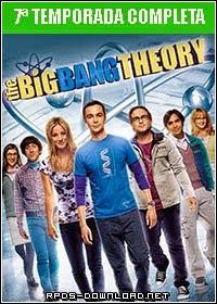 540bbe003dcf5 The Big Bang Theory 7ª Temporada Completa Dublado RMVB + AVI Dual Áudio BDRip