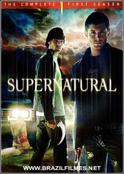 Download Sobrenatural 1ª Temporada Bluray 1080p Dual Audio