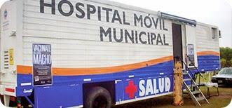 Harbá hospitales móviles, carpas y mayor cantidad de médicos en áreas de alta demanda