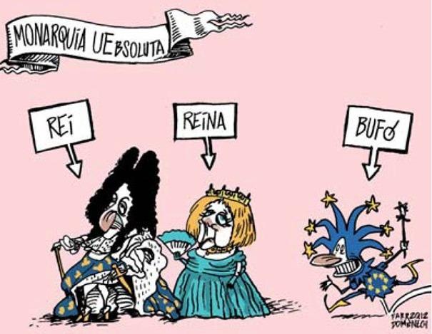 Rei Reina e Bufó