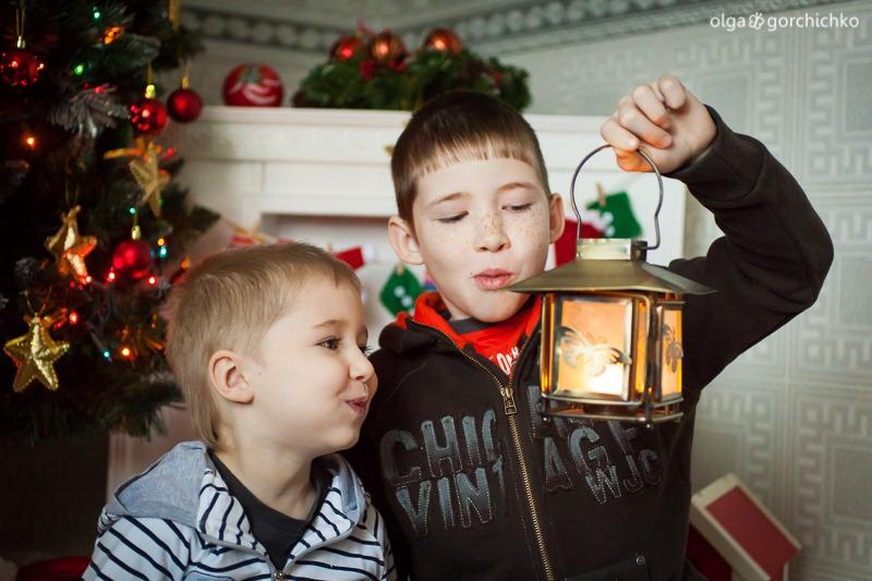 Детский новогодний фотопроект Рождественские мечты. 23. Дима и Саша-0371