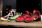 nike lebron 10 ps elite championship pack 12 01 Release Reminder: LeBron X Celebration / Championship Pack