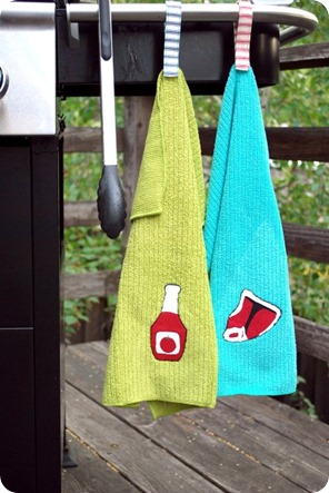 BBQTowels