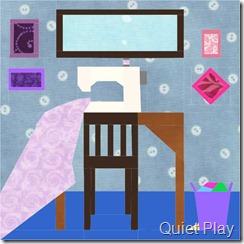 Revised sewing room