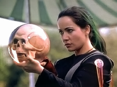 "Janeane Garofalo as The Bowler in ""Mystery Men"""