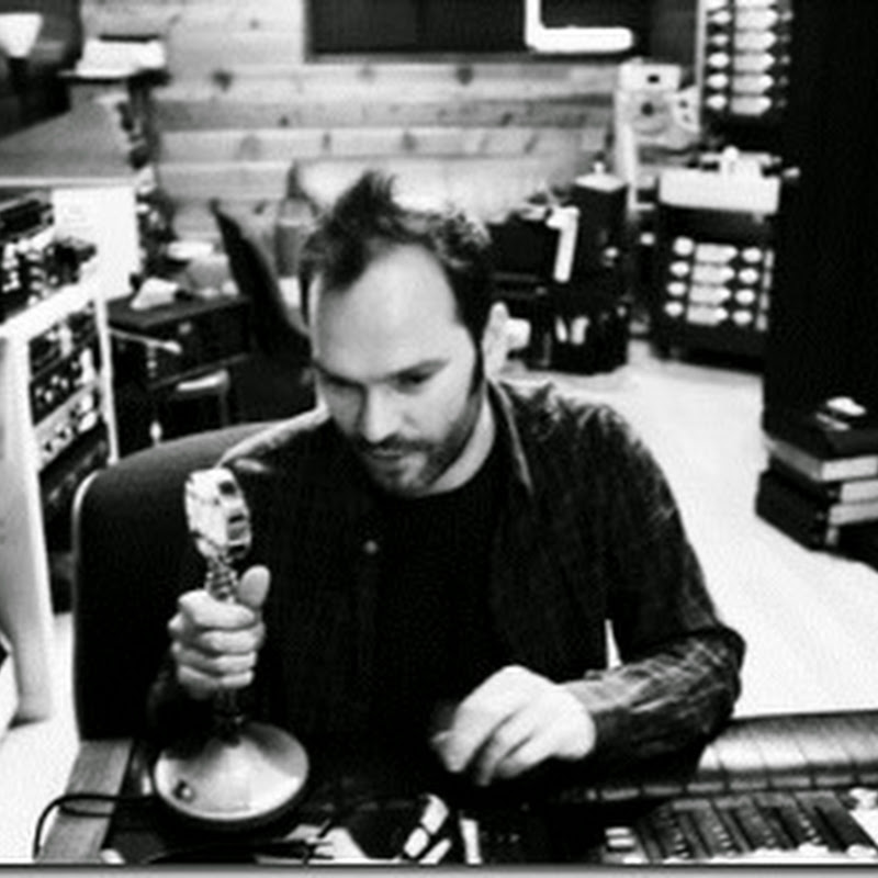 From the Basement | os porões sonoros de nigel godrich