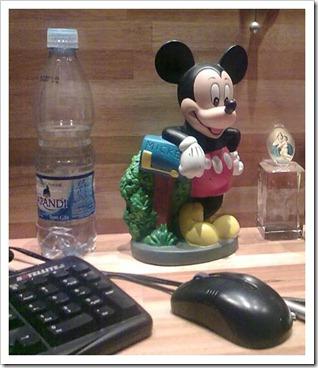 Mickey no Escrit�rio
