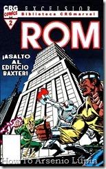 P00002 - ROM - Biblioteca Marvel #2