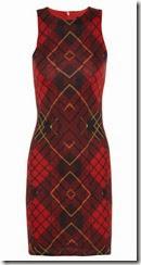 McQ Alexander McQueen Printed Jersey Dress