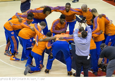 'New York Knicks' photo (c) 2013, Keith Allison - license: http://creativecommons.org/licenses/by-sa/2.0/