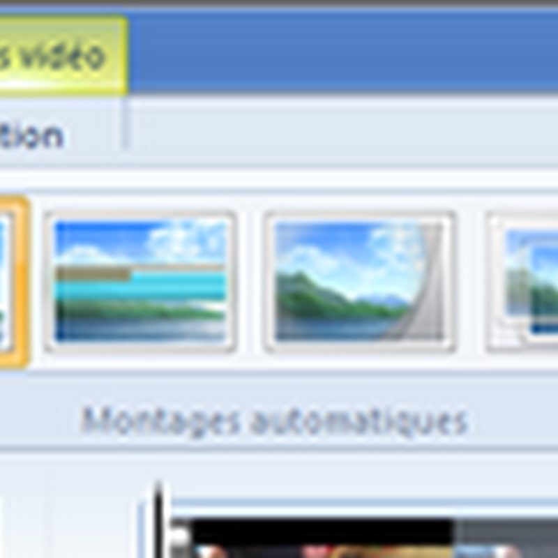 Comment dcouper une vido Youtube avec Windows  live movie maker
