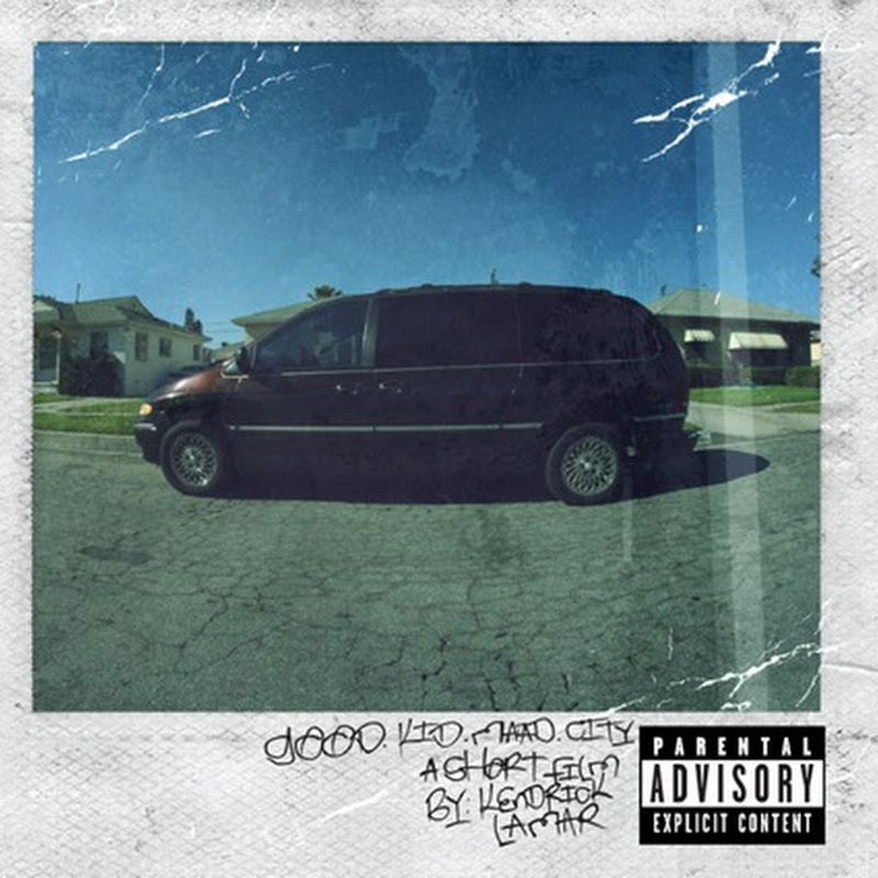DE AFAR: Kendrick Lamar - good kid, m.A.A.d city (2012)