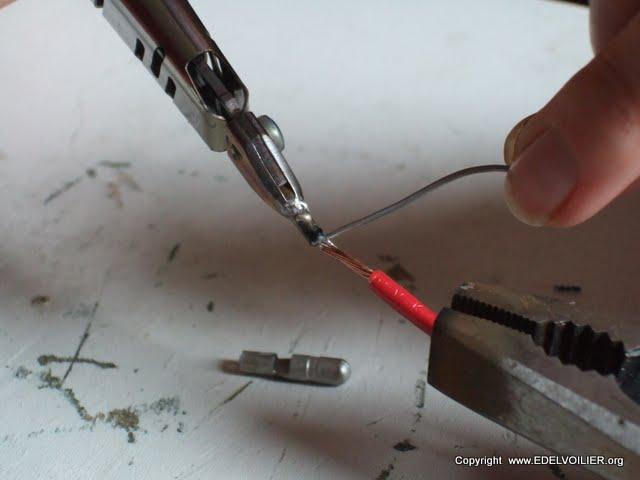 Etamage permettant de protéger le cuivre de la corrosion lié à l'air salin et l'humidité (de façon plus générale)