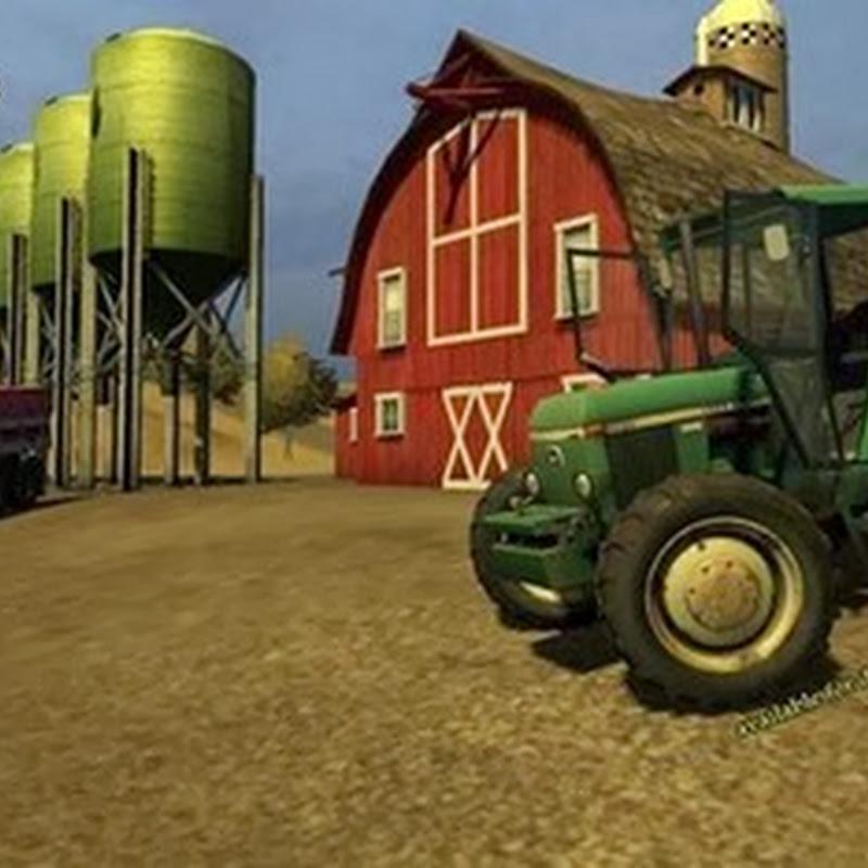 Farming simulator 2013 - John Deere 3030 v 1.0