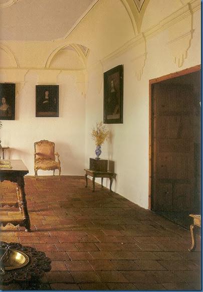 Palacio Juan II antesala reina drcha