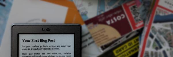 Générer un ebook à partir de votre flux RSS avec ebookglue