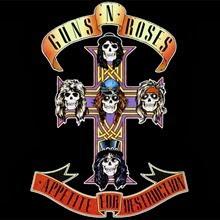 Guns N' Roses Appetite for Desctrucion