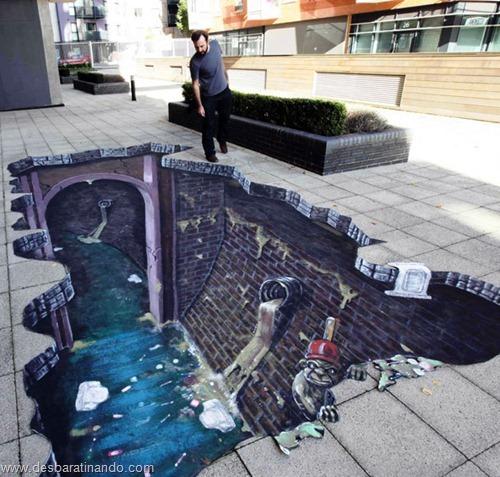arte 3d de rua perspectiva desbaratinando  (27)