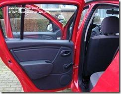 Dacia Sandero Basis Samet 17