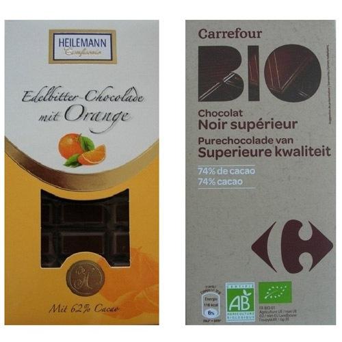 Αποσύρθηκαν σοκολάτες λόγω αλλεργιογόνου ουσίας