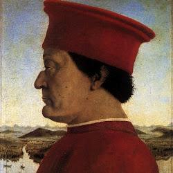 46 - Piero della Francesca - Retrato de Federico de Montefeltro
