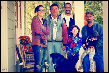 Uncle Ron's Family 2