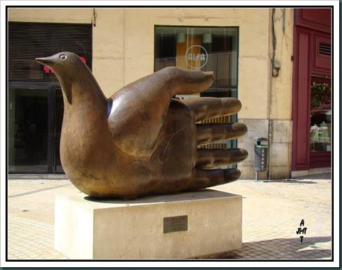 Malaga, calle San Bernardo El Viejo