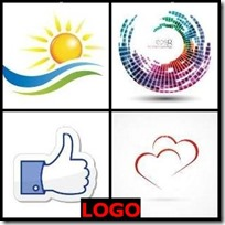 LOGO- 4 Pics 1 Word Answers 3 Letters
