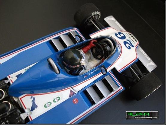 Ligier JS11-8
