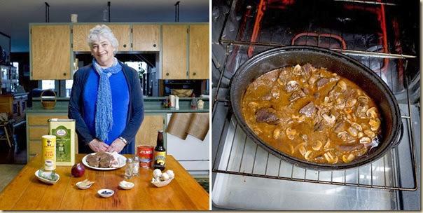 Portraits de grand-mères et leurs plats cuisinés (23)