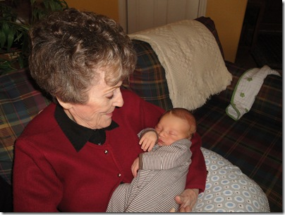 8.  Mamaw and Knox
